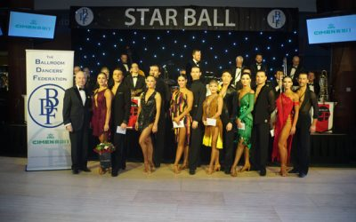 David Douglas Professional Latin reports from the BDF Star Ball 2019