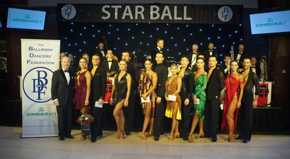 Professional Latin reports from the BDF Star Ball 2019