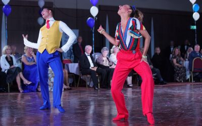 British National Professional Ballroom Showdance Championship 2019 marks